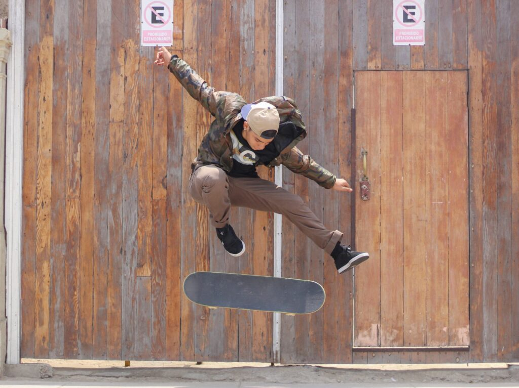 5 Skateboard Tricks Every Beginner Should Learn   Skate
